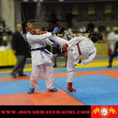 لیگ برتر کاراته